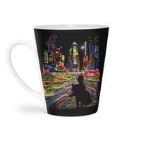 The City That Never Sleeps - latte-mug - small view