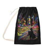 The City That Never Sleeps - laundry-bag - small view