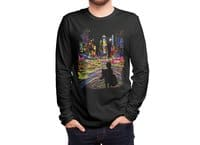 The City That Never Sleeps - mens-long-sleeve-tee - small view