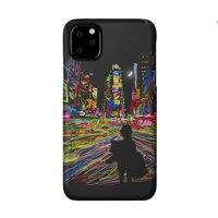 The City That Never Sleeps - perfect-fit-phone-case - small view