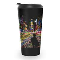 The City That Never Sleeps - travel-mug - small view