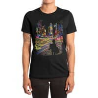 The City That Never Sleeps - womens-extra-soft-tee - small view