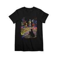 The City That Never Sleeps - womens-premium-tee - small view