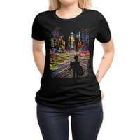 The City That Never Sleeps - womens-regular-tee - small view