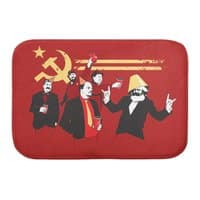The Communist Party - bath-mat - small view