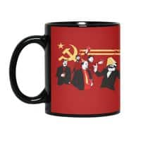 The Communist Party - black-mug - small view