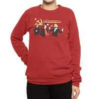 The Communist Party - crew-sweatshirt - small view