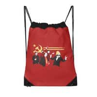 The Communist Party - drawstring-bag - small view