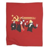 The Communist Party - blanket - small view