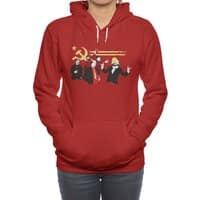 The Communist Party - hoody - small view