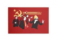 The Communist Party - horizontal-canvas - small view