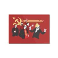 The Communist Party - horizontal-mounted-acrylic-print - small view