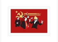 The Communist Party - horizontal-print - small view