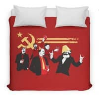 The Communist Party - duvet-cover - small view