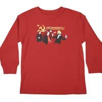 The Communist Party - longsleeve - small view