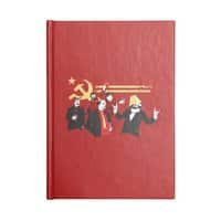 The Communist Party - notebook - small view