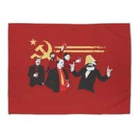 The Communist Party - rug-landscape - small view