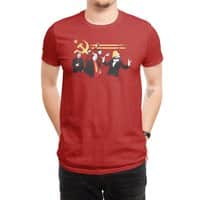 The Communist Party - mens-regular-tee - small view