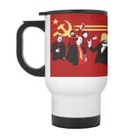 The Communist Party - travel-mug-with-handle - small view