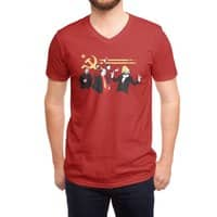 The Communist Party - vneck - small view