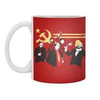 The Communist Party - white-mug - small view