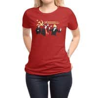 The Communist Party - womens-regular-tee - small view
