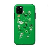 Lawn of the Dead - double-duty-phone-case - small view