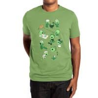 Lawn of the Dead - mens-extra-soft-tee - small view