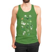 Lawn of the Dead - mens-jersey-tank - small view