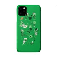 Lawn of the Dead - perfect-fit-phone-case - small view