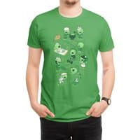 Lawn of the Dead - mens-regular-tee - small view