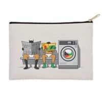 Alfred's Day Off - zip-pouch - small view