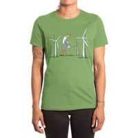 Wind Farmer - womens-extra-soft-tee - small view