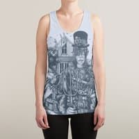 American Steampunk - sublimated-tank - small view