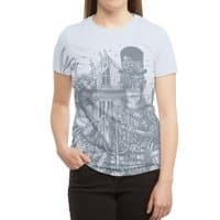 American Steampunk - womens-sublimated-triblend-tee - small view
