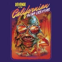 Revenge of the Californian Swamp Creature - small view