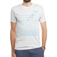 Break Free - mens-triblend-tee - small view