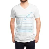 Break Free - vneck - small view