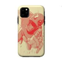 Falling Robot - double-duty-phone-case - small view