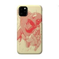 Falling Robot - perfect-fit-phone-case - small view