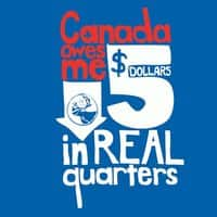 Canada Owes Me - small view