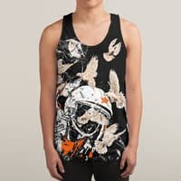 For Mankind V.2 - sublimated-tank - small view