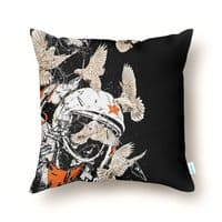 For Mankind V.2 - throw-pillow - small view