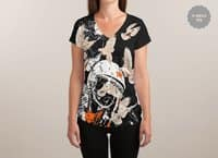 For Mankind V.2 - womens-sublimated-v-neck - small view