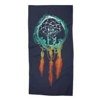 Dream Catchers - beach-towel - small view