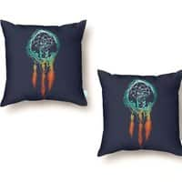 Dream Catchers - throw-pillow - small view
