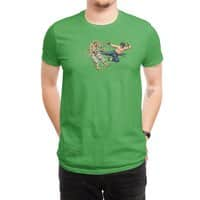 Dead Pixels - mens-regular-tee - small view