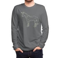 Where Happiness Comes From - mens-long-sleeve-tee - small view