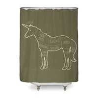 Where Happiness Comes From - shower-curtain - small view