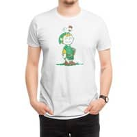 A Hero Named... - mens-regular-tee - small view